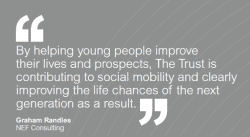 Prince's Trust report - GR quote